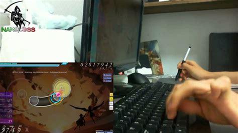Osu Live Gameplay By Cookiezi