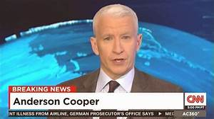 All Things Anderson: Anderson Cooper on Friday, March 27, 2015