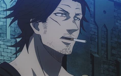all black clover. (Posts tagged yami sukehiro) | Black ...