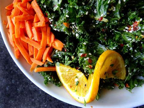 green vegetarian cuisine chefs 39 secrets green 39 s what the kale salad san antonio