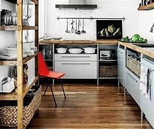 Cuisine Avec Parquet : 40 photos pour comment choisir son parquet ~ Melissatoandfro.com Idées de Décoration