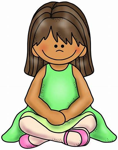 Sitting Clipart Child Still Shoe Library Buckle