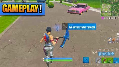 eye   storm tracker  bling gameplay