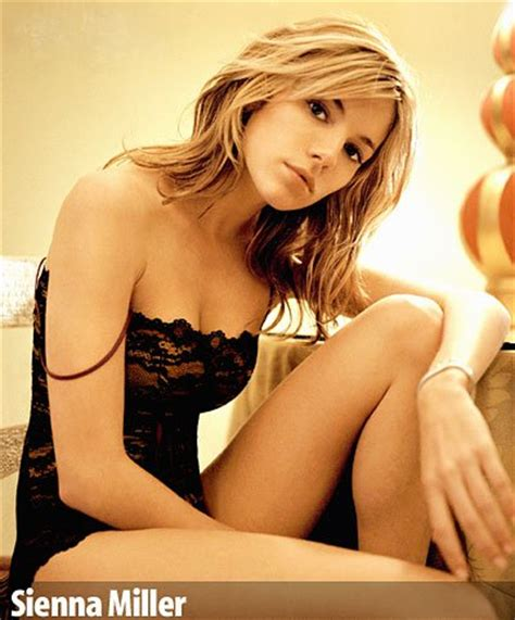 sienna miller sexy salon via dolce sienna miller hot photoes pics and