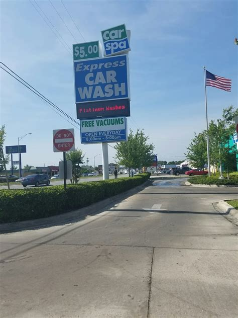 Car Wash In Orange Fl by Car Spa Car Wash 326 Blanding Blvd Orange Park Fl