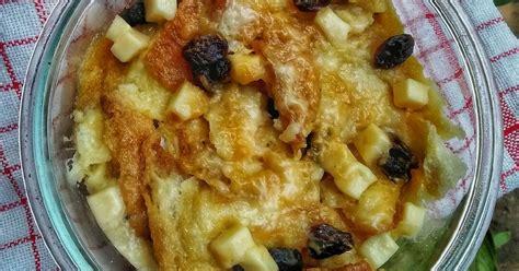 Pada umumnya puding dibekukan terlebih dahulu di lemari es sebelum dihidangkan, namun berbeda halnya dengan puding roti tawar ini, ternyata cara membuatnya. 1.856 resep puding roti tawar enak dan sederhana - Cookpad