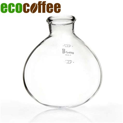 A siphon coffee maker works on the principle of expansion and contraction of gases — actually one gas, water vapour — that allow the device to brew a full infusion style of coffee and filter the grounds efficiently, leaving a generally clean, pristine cup. High Quality Syphon Vacuum Coffee Maker Coffee Siphon Maker Siphon Sprate Upper Pots Coffee ...