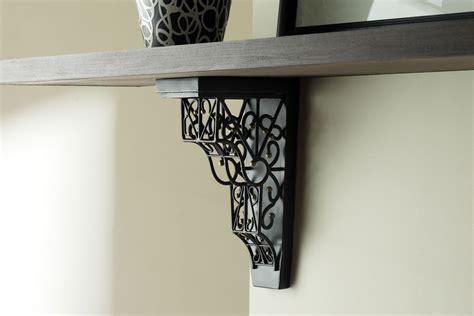 Corbel Installation by Decorative Metal Corbels By Jka Home 174