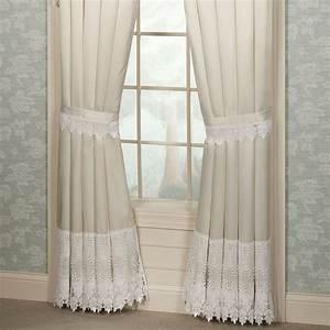 Trousseau Lace Curtains