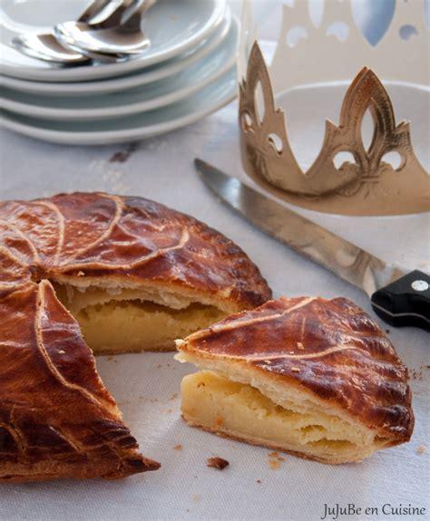 herve cuisine galette des rois recette de galette des rois à la vraie frangipane jujube