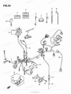 Suzuki Atv 2004 Oem Parts Diagram For Wiring Harness