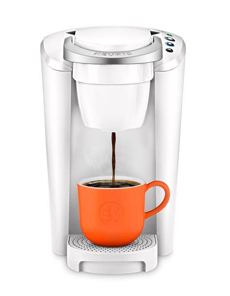 At just over 8 wide, it delivers the taste and convenience you expect from a keurig ® coffee maker without taking up too much space on your countertop. Keurig K-Compact Single-Serve K-Cup Pod Coffee Maker ...