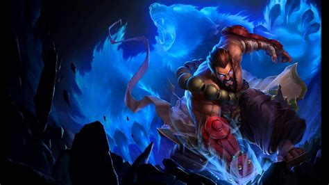 Spirit Guard Udyr Animated Wallpaper - spirit guard udyr login