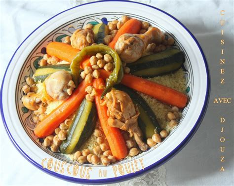 recette de cuisine facile et rapide algerien recette couscous au poulet facile recettes faciles