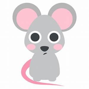 Mouse Emoji Vector Icon | Free Download Vector Logos Art ...