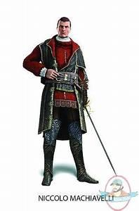 Assassin's Creed Brotherhood Niccolo Machiavelli | Man of ...