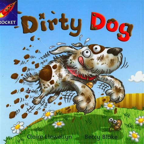 Dirty Dog By Beccy Blake Il Ration From United Kingdom