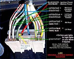 Mitsubishi L300 Radio Wiring Diagram  U2013 Bestharleylinks Info