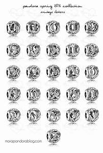 Pandora spring 2016 collection preview updated with for Pandora vintage letter charms
