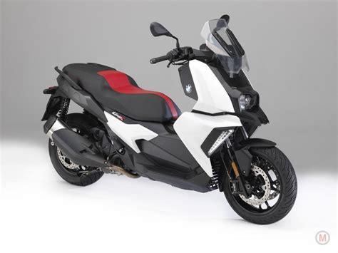 eicma  bmw cx motorscooter kort snel en actueel