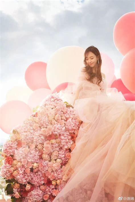 唐嫣罗晋终于官宣结婚啦!追了6年的偶像剧在今天画上句点_凤凰时尚