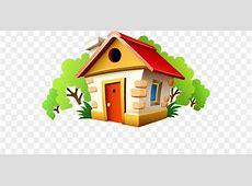 House Bedroom Clip art Cartoon small house creative png