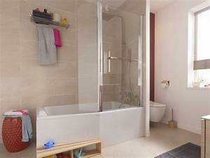 baignoire douche le 2 en 1 dans la salle de bains With salle de bain design avec chef décorateur formation