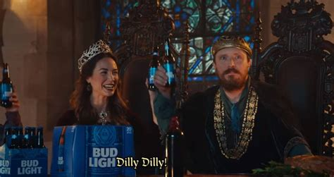 new bud light commercial you 39 ll never guess what 39 dilly dilly 39 means and where it