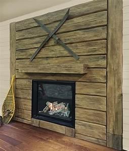 Planche De Bois Pour Mur Intérieur : mur en planche de bois alamode ~ Zukunftsfamilie.com Idées de Décoration