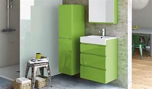 Meuble Pour Petite Salle De Bain : mini meubles pour mini salle de bains ~ Melissatoandfro.com Idées de Décoration
