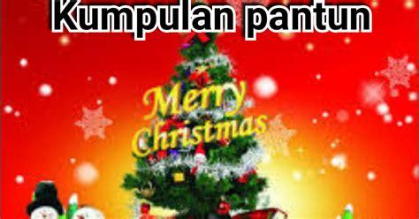 pantun ucapan selamat hari natal terbaik  menyentuh hati   talita handayani