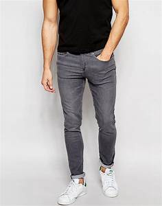 The 25+ best Grey jeans men ideas on Pinterest | Men fashion casual Ryan gosling style and ...