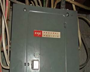 Federal Pacific Electric Panels