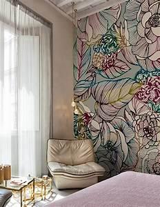 Wall Art Tapeten : contemporary wallpaper wall dec ~ Markanthonyermac.com Haus und Dekorationen
