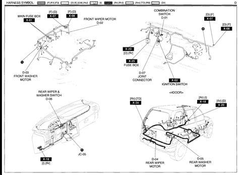 kia 2001 wiring diagram wiring diagram and schematics
