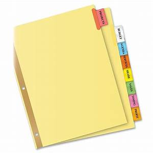 divider interesting divider tabs binder dividers with With document dividers tabs