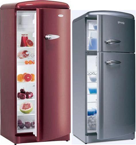 Vintage Refrigerator   Gorenje Vintage Refrigerators