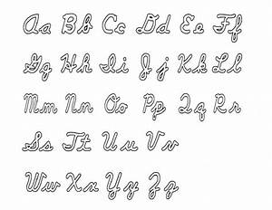 image gallery lowercase cursive letters With cursive letters upper and lower case