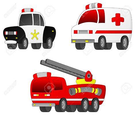 40+ Gambar Ambulance Kartun