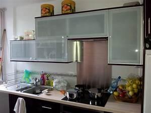 Meuble Cuisine Haut Pas Cher : element cuisine haut ikea cuisine en image ~ Teatrodelosmanantiales.com Idées de Décoration