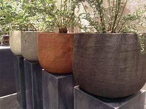 Grand Pot De Fleur Interieur : grand pot de fleurs en terre cuite pour votre jardin et ~ Premium-room.com Idées de Décoration