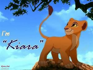 The Lion King Young Kiara Wallpaper HD - The Lion King ...