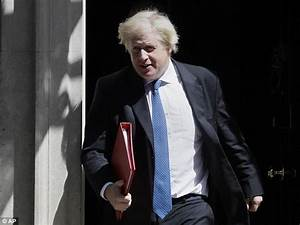 Boris Johnson under fire for walking out of Cabinet ...