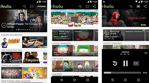 hulu app android 10 best apps and services