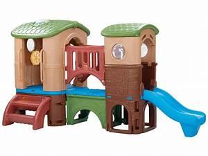 Jeux Exterieur Enfant 2 Ans : maison de jeux exterieur les cabanes de jardin abri de jardin et tobbogan ~ Dallasstarsshop.com Idées de Décoration