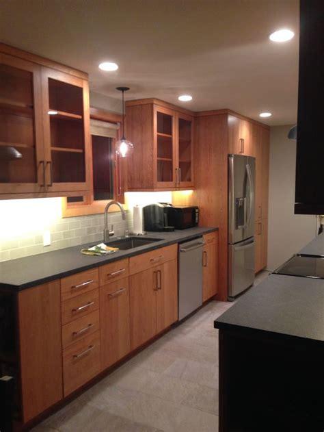 best 25 cherry kitchen cabinets ideas on