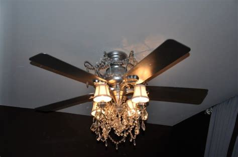 diy ceiling fan chandelier combo lovely vintage ceiling fan ideas ideas 4 homes