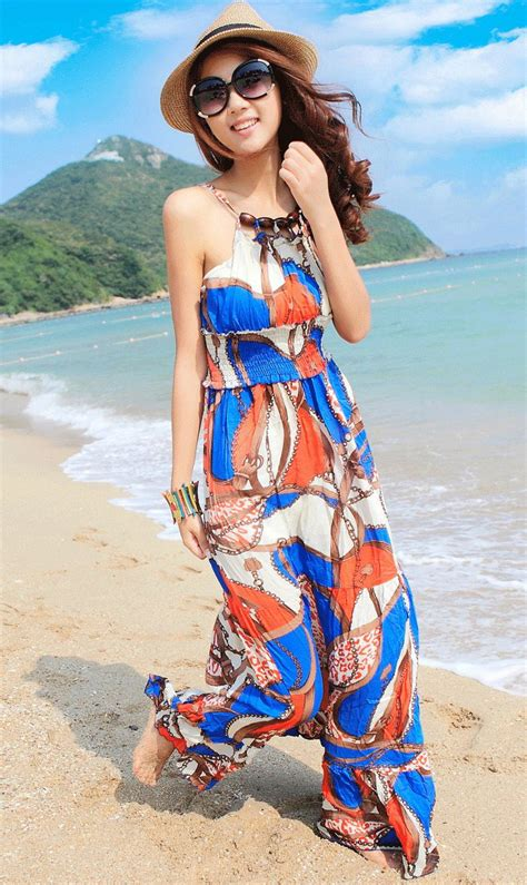 True expression of nice beach dress for women - real photo pictures | Exquisite Womenu0026#39;s Dresses