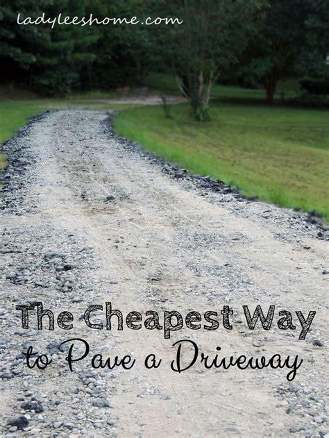 Cheap Driveway - 1000 cheap driveway ideas on cheap backyard