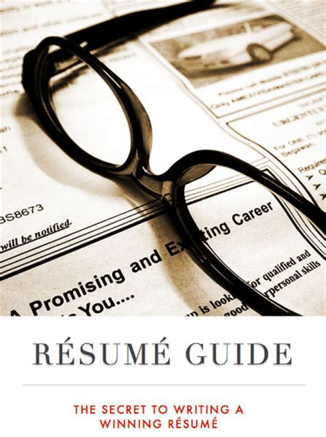 Guide To Writing Resume by Free Resume Writing Ebook Ultimate Guide To Writing A